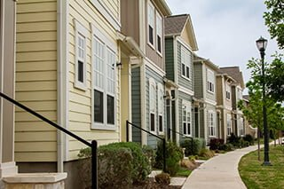 Multi-family Homes that could benefit from property management in Austin